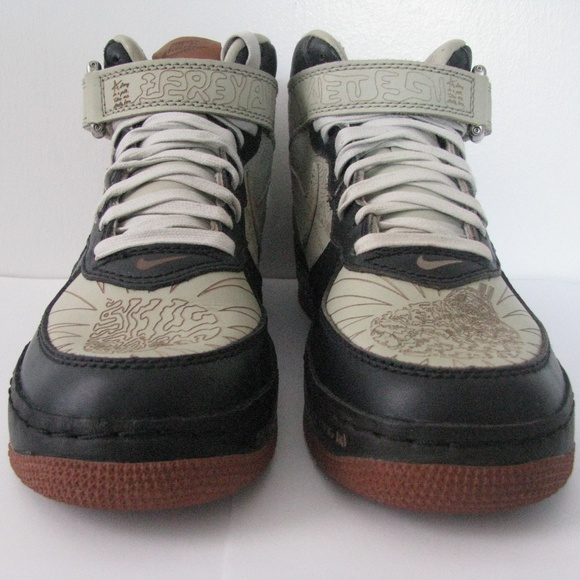 Nike Air Force 1 Mid (Inside Out)